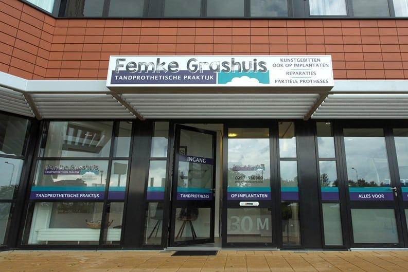Femke Grashuis Tandprothetische praktijk